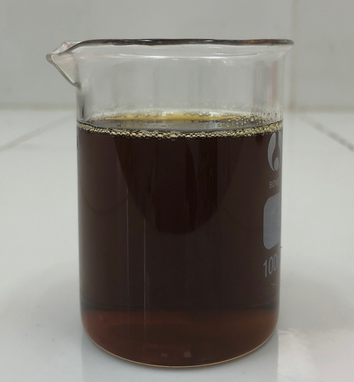 Crude Rice Bran Oil